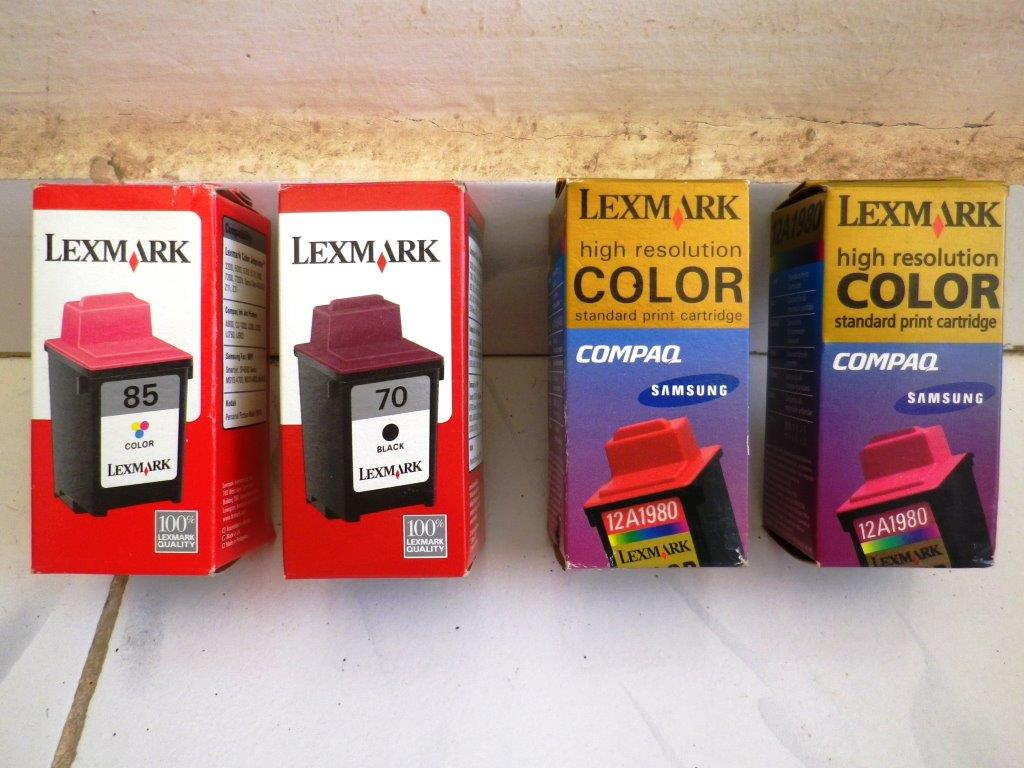 cartouches d encre pour imprimantes lexmark. Black Bedroom Furniture Sets. Home Design Ideas