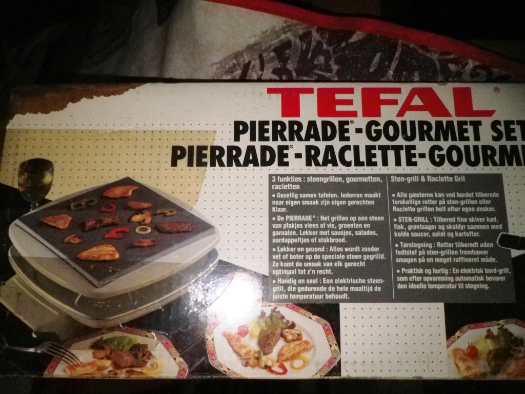 appareil pierrade raclette tefal pour 8 personnes. Black Bedroom Furniture Sets. Home Design Ideas