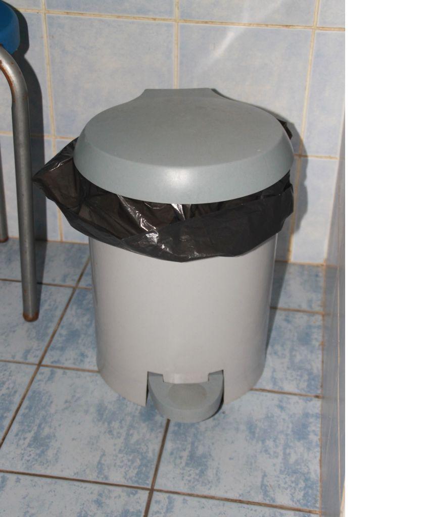 Poubelle de salle de bain for Poubelle de salle de bain