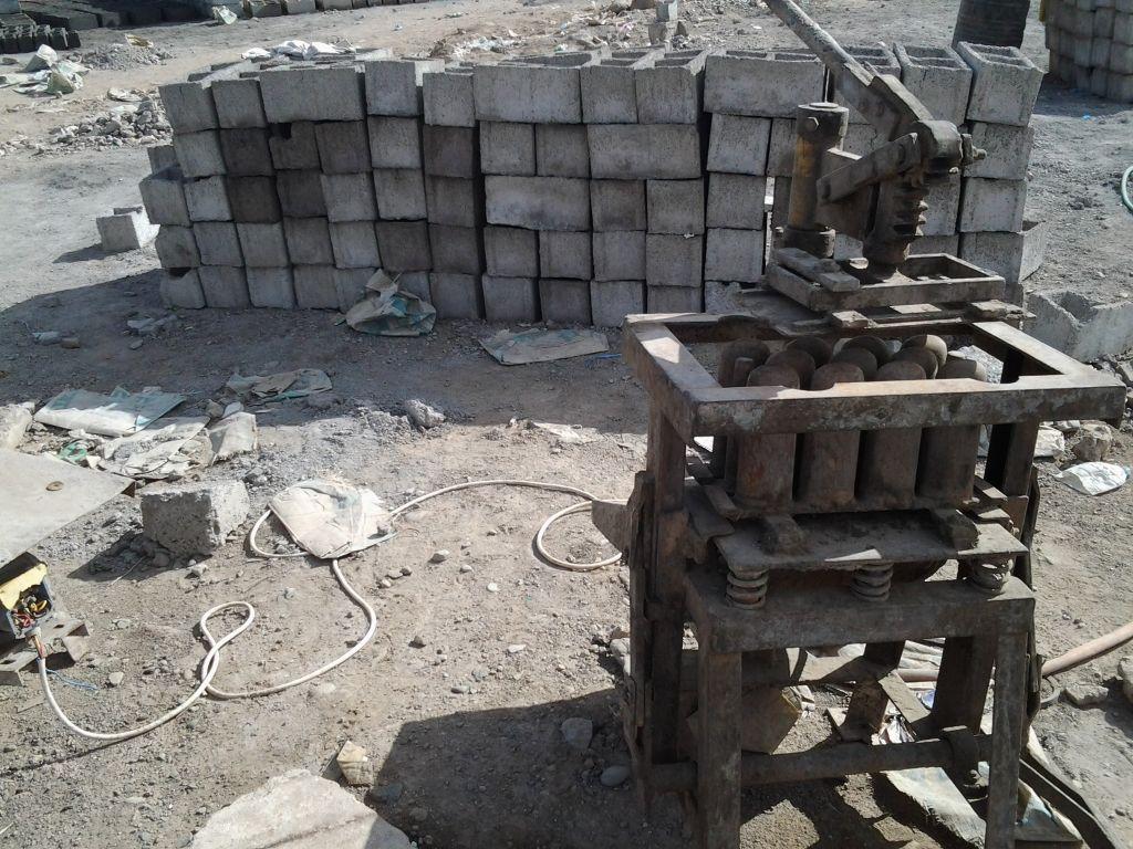Machine de fabrication de parpaing djibouti - Machine de fabrication de treillis a souder ...