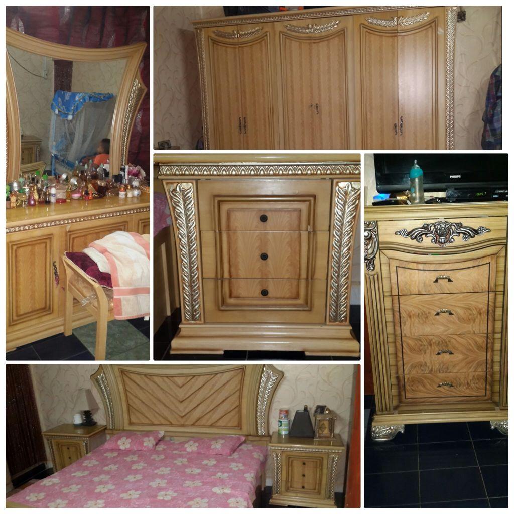 a vendre une chambre coucher djibouti. Black Bedroom Furniture Sets. Home Design Ideas