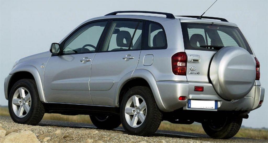 Toyota RAV4 Gebrauchtwagen finden oder gratis inserieren