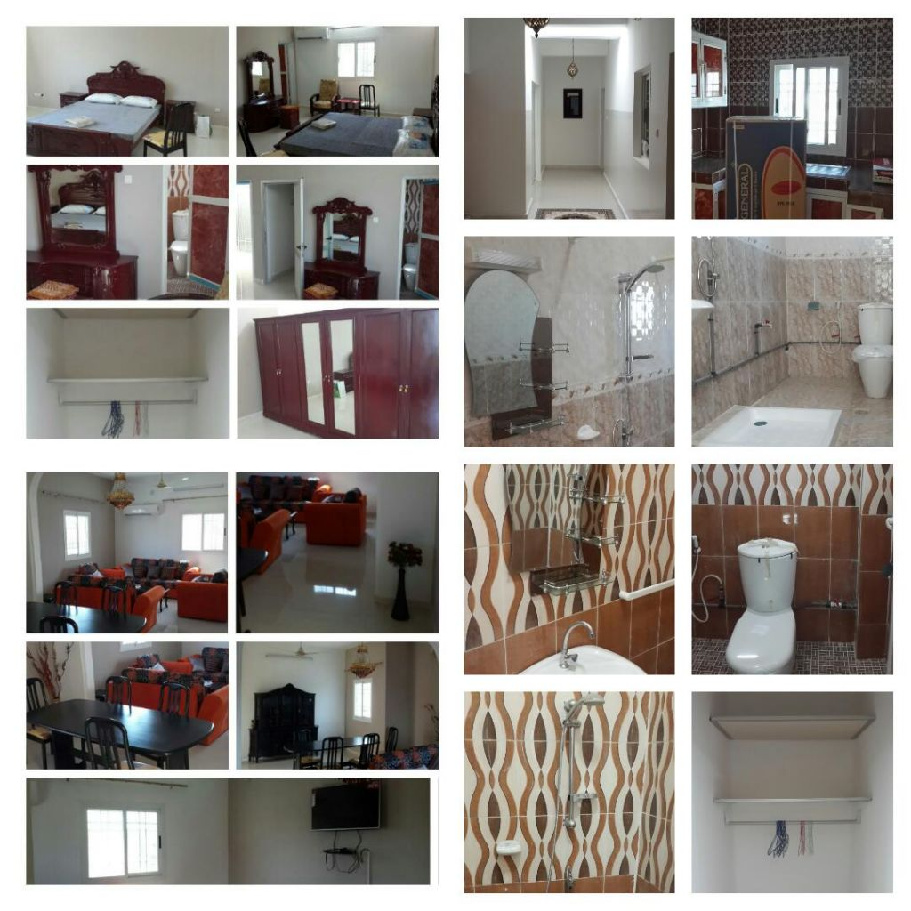 Appartement f4 luxe meubl louer gabode 5 djibouti - Appartement a louer meuble ...