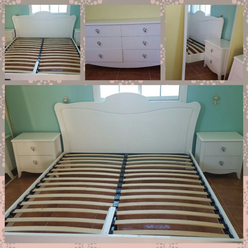 Chambre à coucher blanche à Djibouti