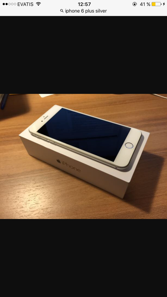 iphone 6 plus 64gb tr s bon tat avec 3 coques prix d battre djibouti. Black Bedroom Furniture Sets. Home Design Ideas