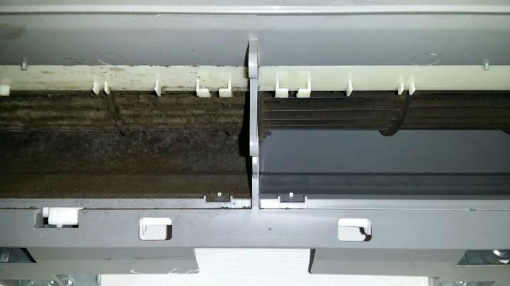 Nettoyage des split climatiseur un bon prix djibouti for Climatisation fenetre