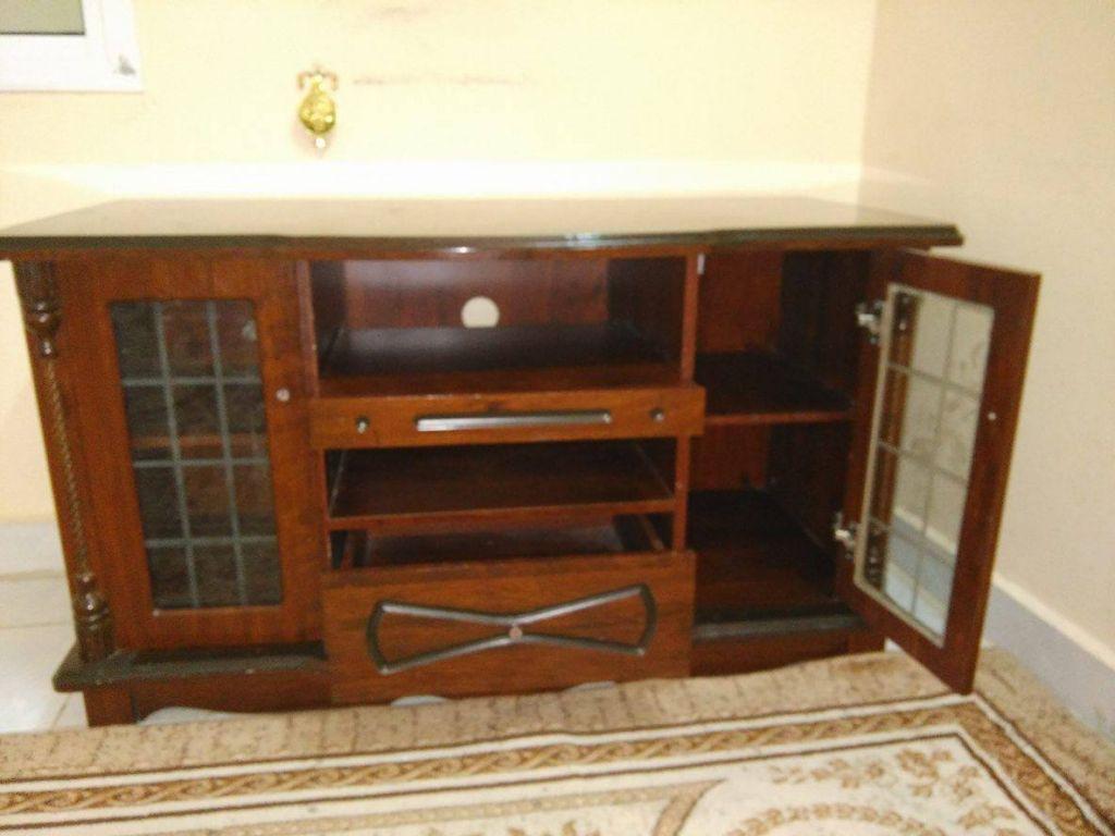 Table Pour Tlvision Farmhouse Style Tv Console By Crdit Photo  # Table Pour Tv