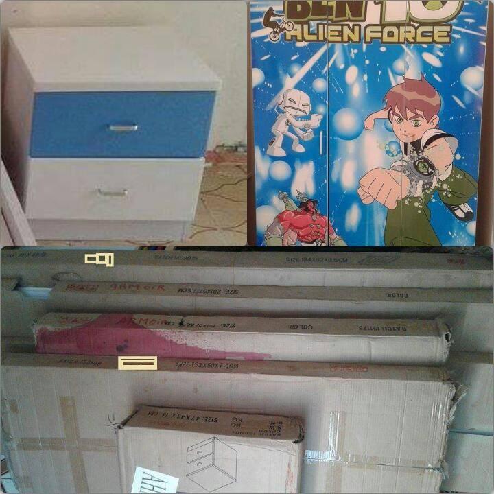 armoire et chevet de table pour enfant djibouti. Black Bedroom Furniture Sets. Home Design Ideas