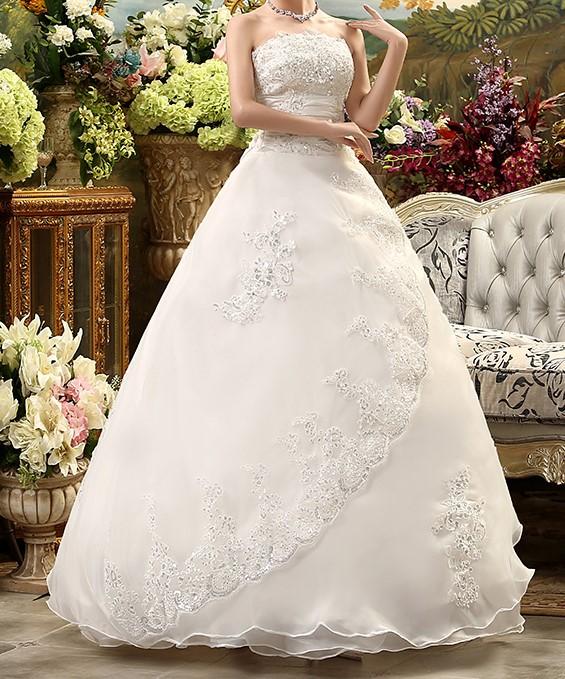 Robe de mariage et accessoires