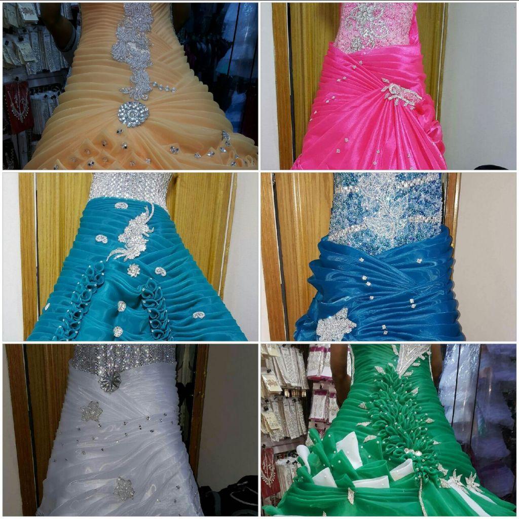 Robe mariee à louer avec tous ses accessoires