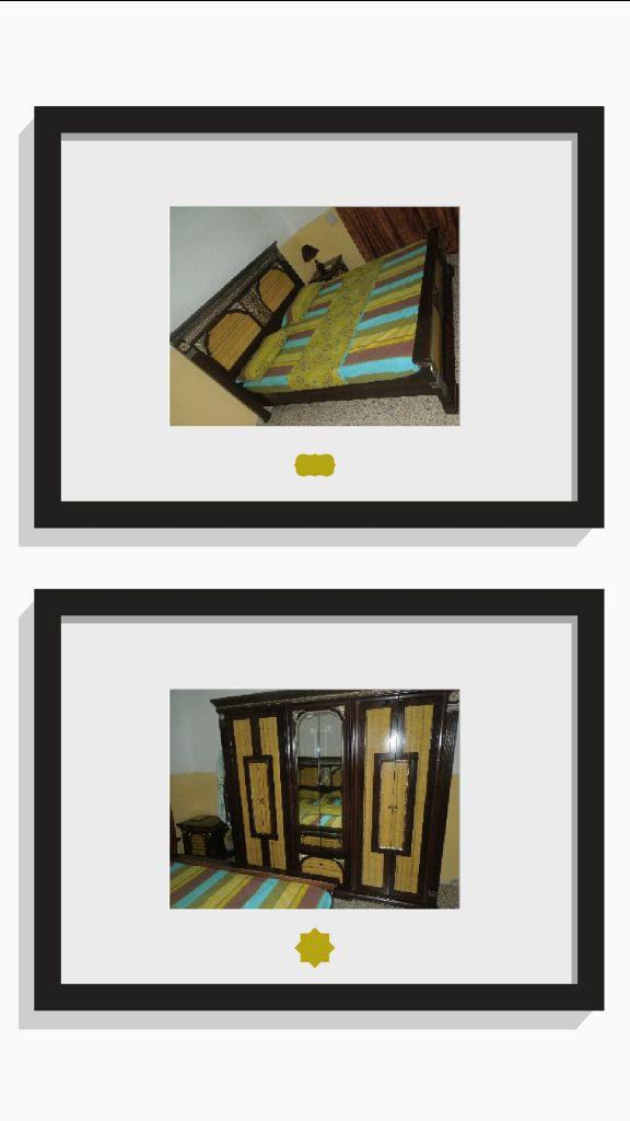 Chambre a coucher compl te djibouti for Une chambre a coucher complete