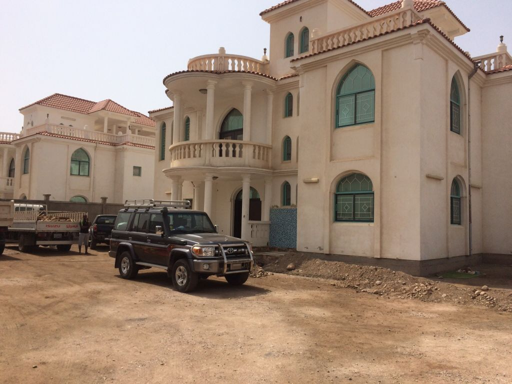 luxury villas for rent in haramous djibouti. Black Bedroom Furniture Sets. Home Design Ideas