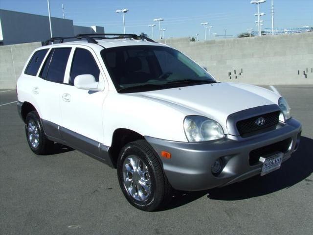 Hyundai Santa de 2003