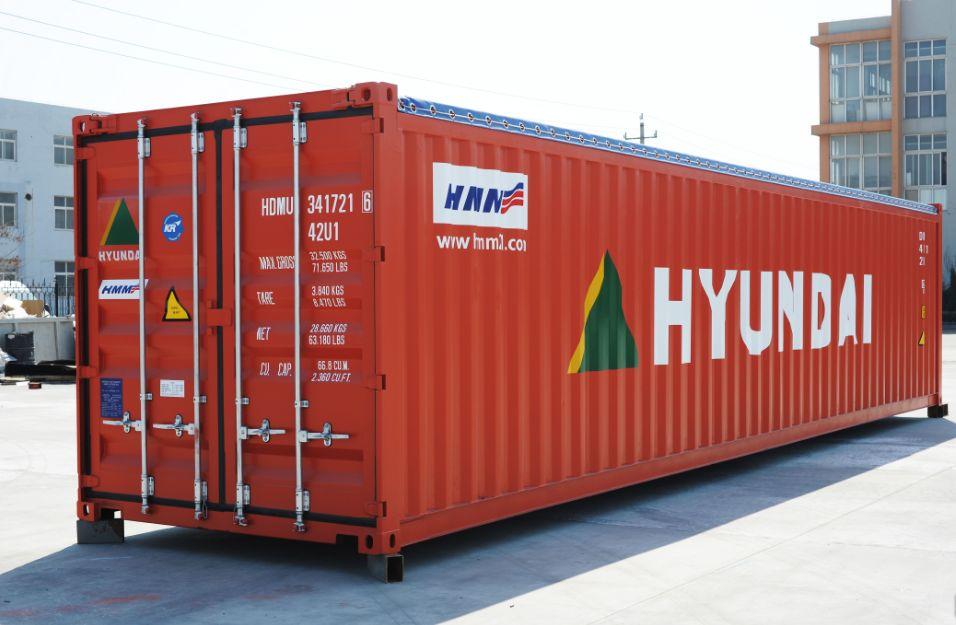 Conteneurs 40 et 20 pieds djibouti for Prix d un container maritime
