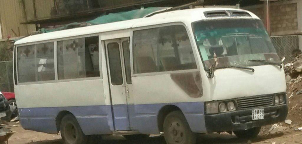 Bus TOYOTA d'une bon etat