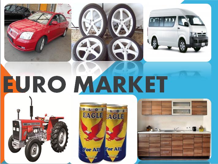 Euro-Market -  International Export Broker