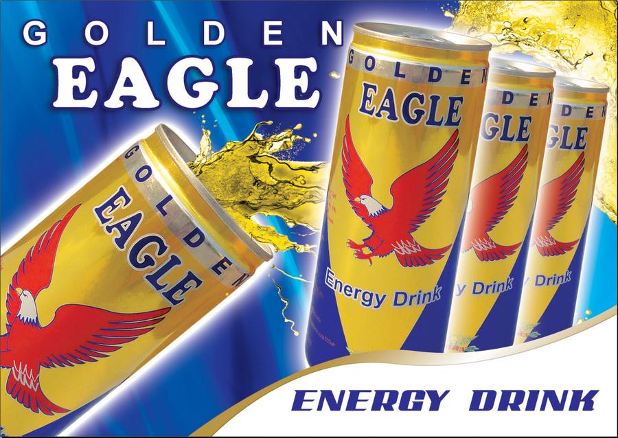 Golden Eagle - Energy Drinks