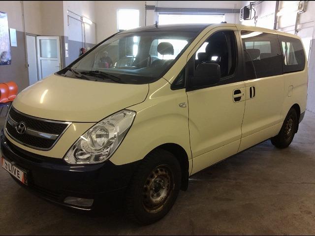 Hyundai Starex 2008/12 H1 2.5 CRDi Travel