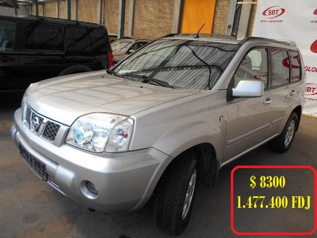 Nissan Xtrail 2006/12