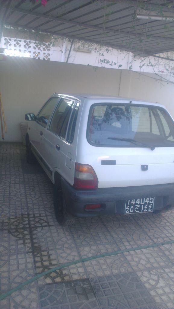 Suzuki alto ancien model