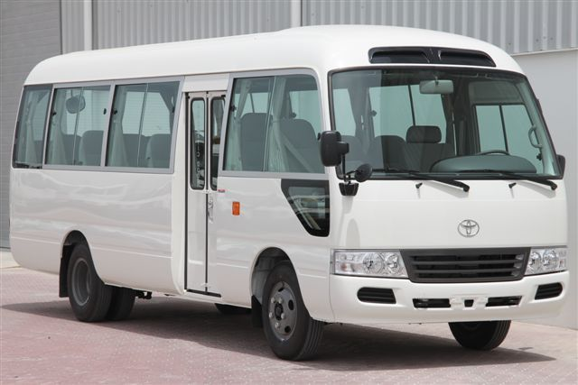 Toyota Coaster de 30 places