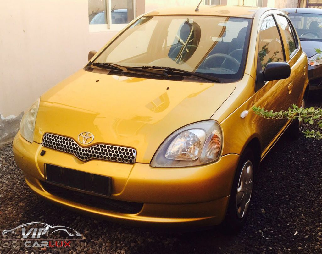 Toyota Yaris Gold Edition