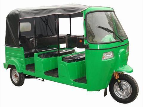 Bajaj Taxi Motorisé Diesel