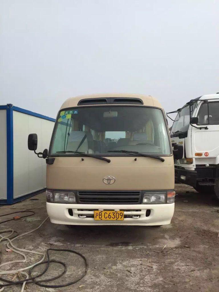 Bus de Transport de marque Toyota Coaster Moteur 15B