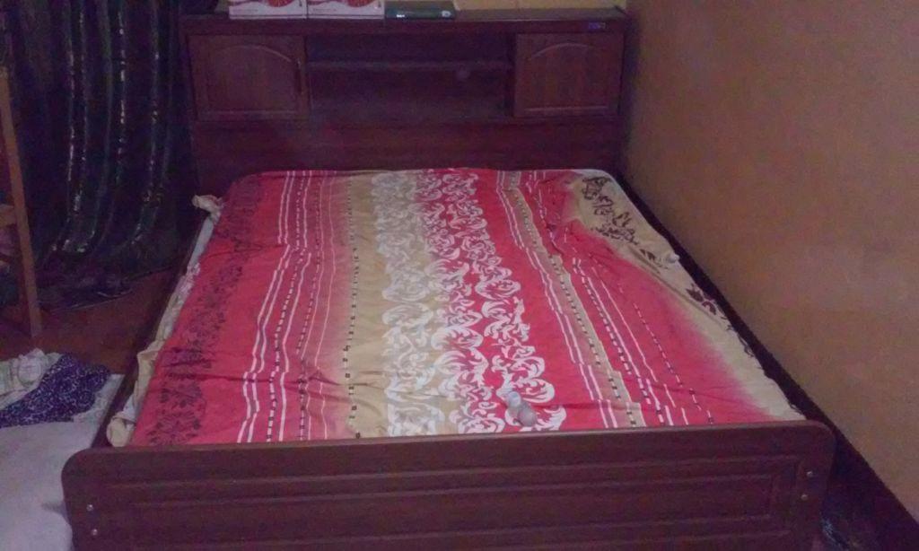 chambre a coucher neuve avec son matelas à Djibouti