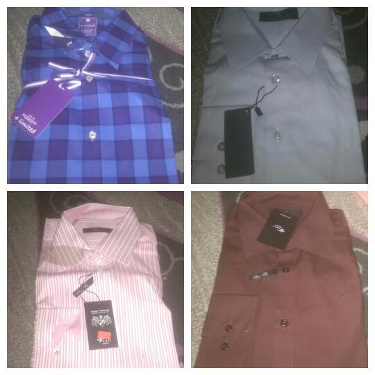 Chemises de marque