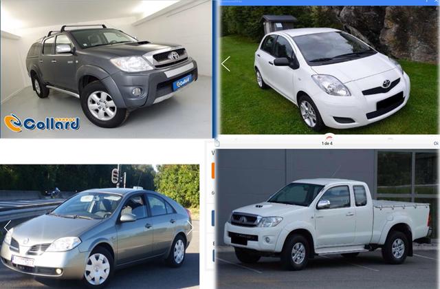 Euro Market - voitures d'occasion
