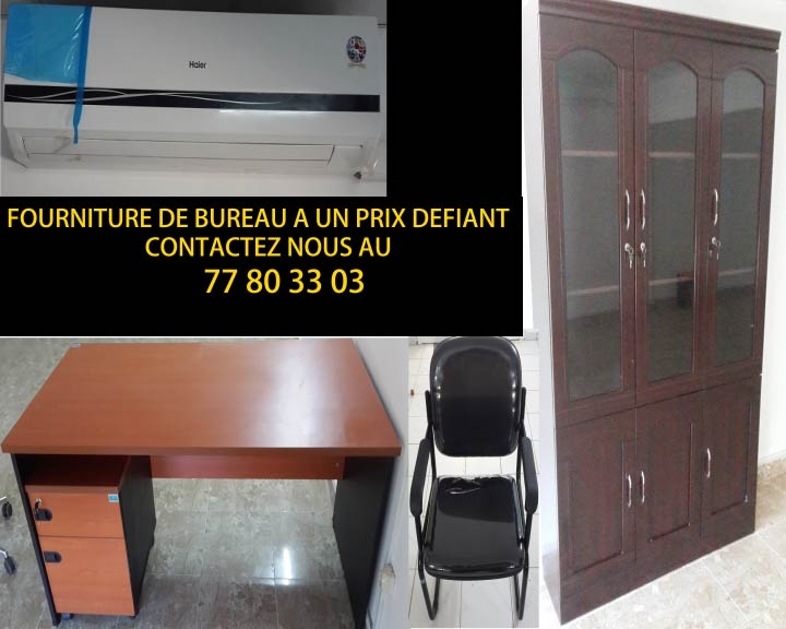 fournitures de bureau excellente condition djibouti. Black Bedroom Furniture Sets. Home Design Ideas