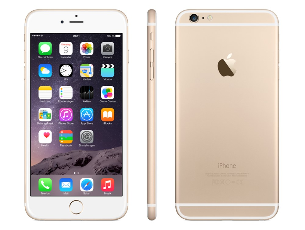 IPHONE 6 128GO GOLD