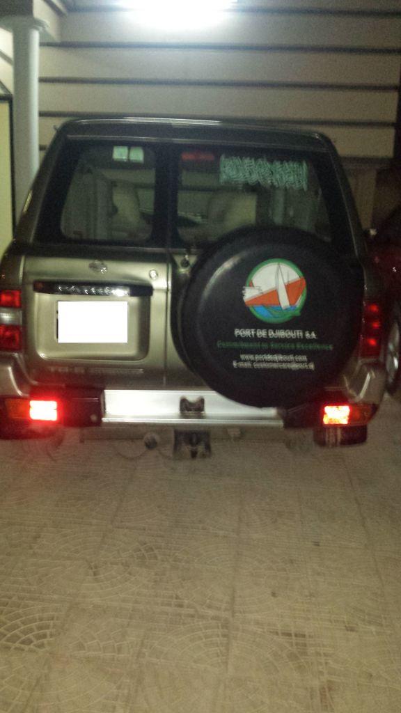 Nissan Patrol TDI model europeen à bon prix