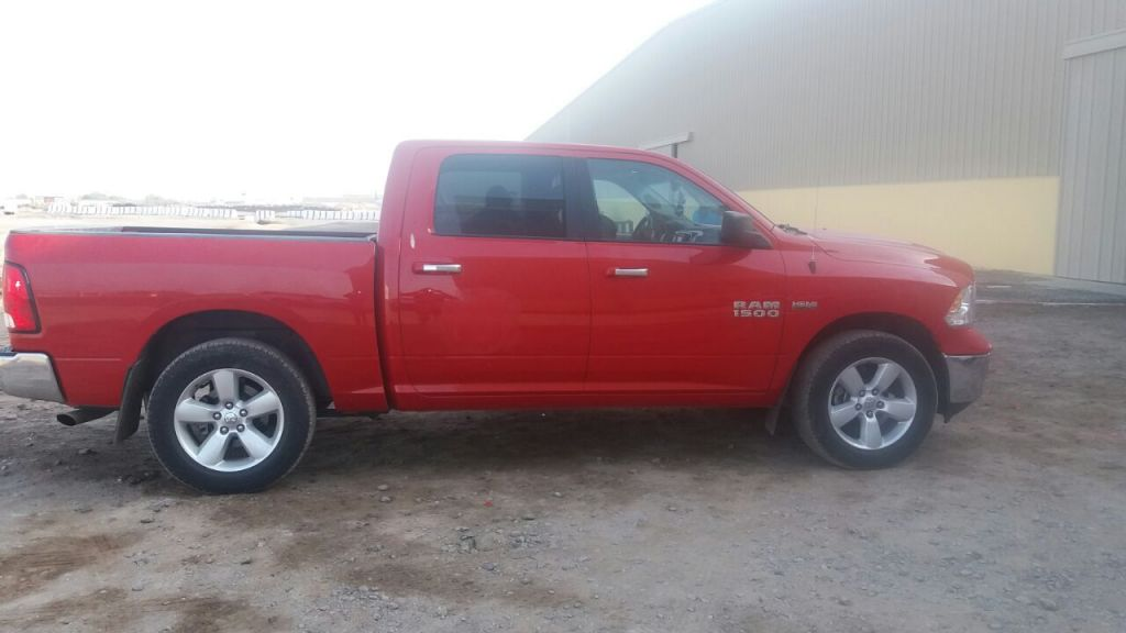 Pick up RAM US 1500