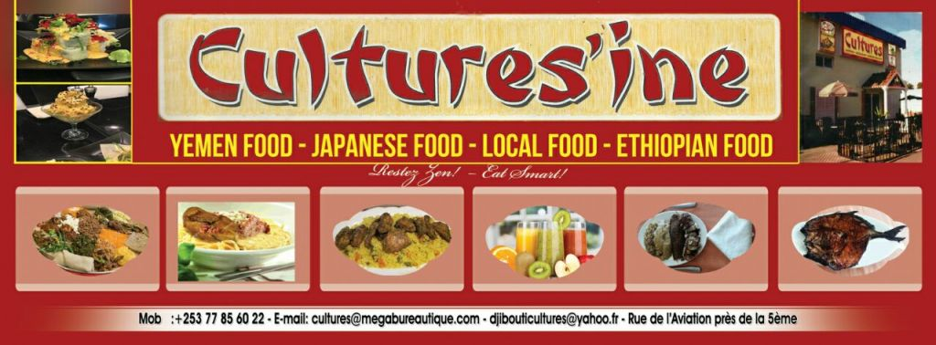 Restaurant Cultures - Venez découvrir le meilleur de Djibouti