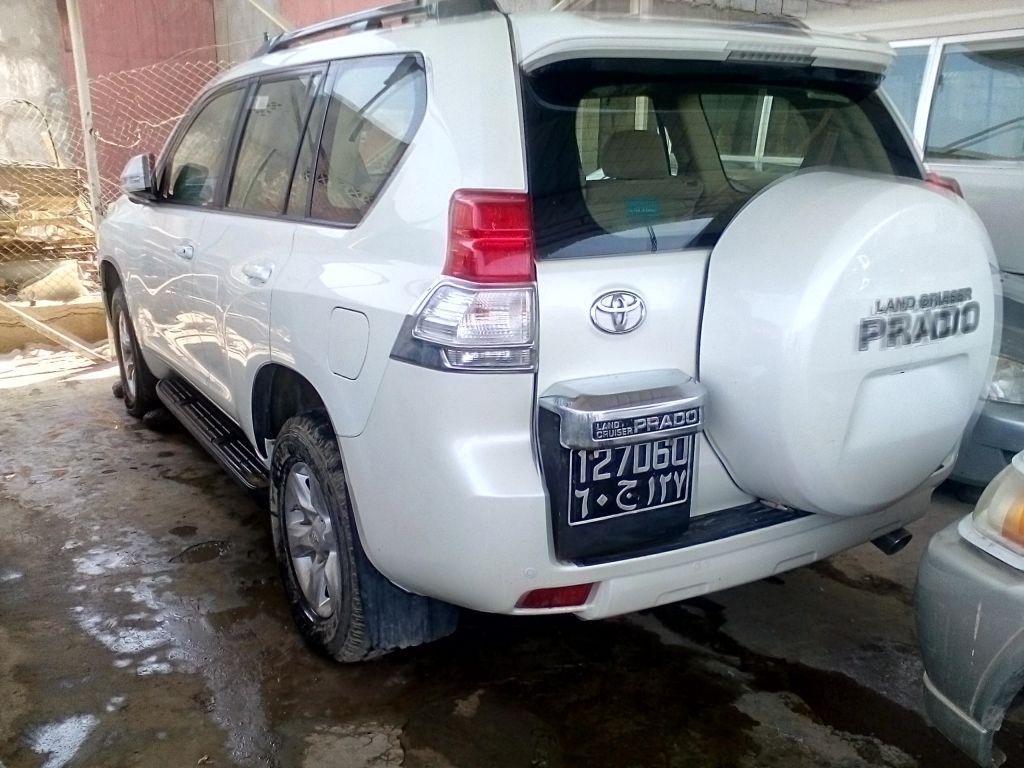 Toyota Prado/Capital Rent a Car