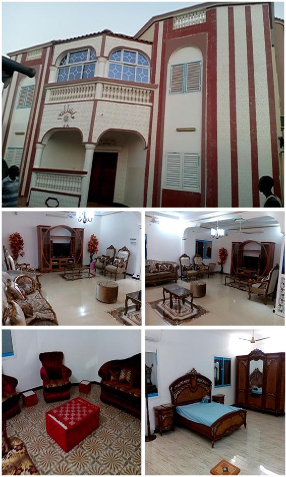 Villa à louer à Wadagir2