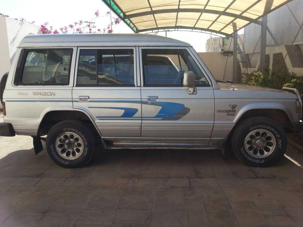 Voiture Galloper 4WD