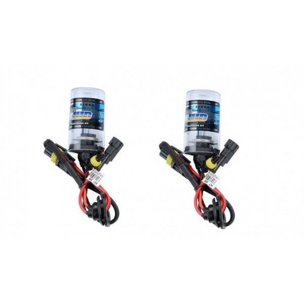2 Ampoules H11 12000K 35W pour kit xenon