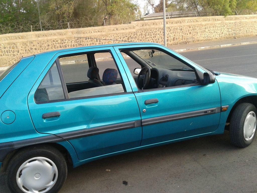 auto Citroën Saxo