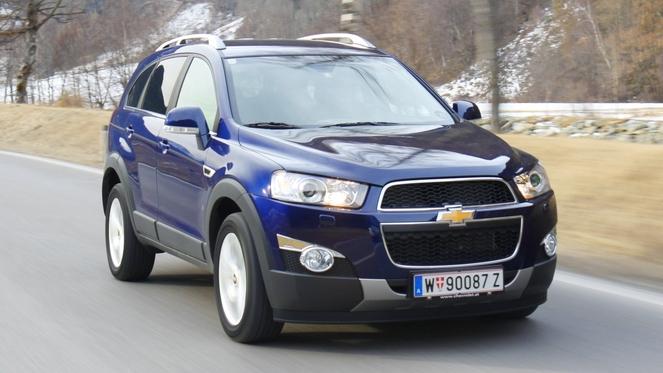 Chevrolet 4 × 4 en bonne état (utilisée un an)