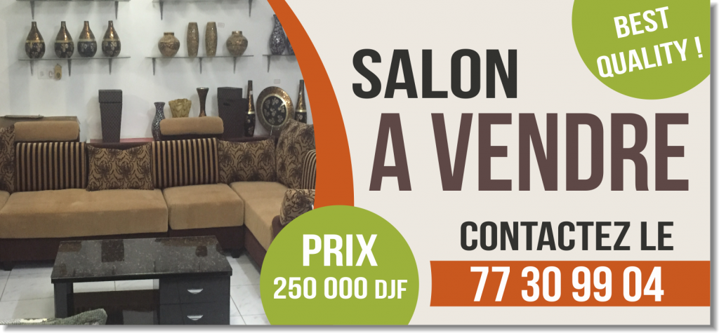 Salon avec table basse