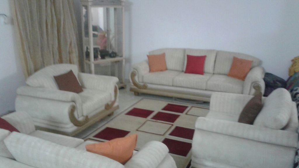 salon complet en peau de chamois djibouti. Black Bedroom Furniture Sets. Home Design Ideas