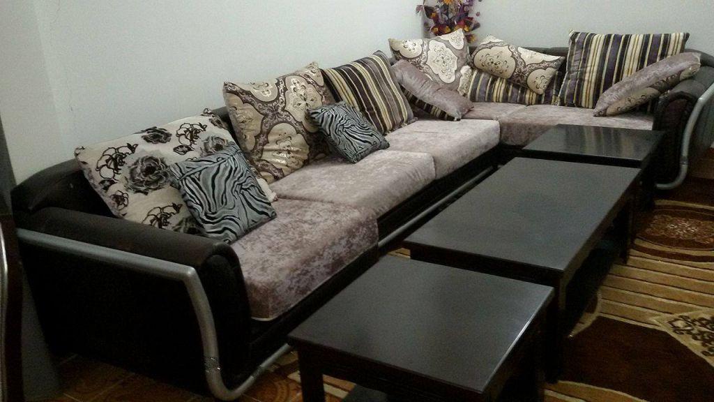 Salon, living avec une table a manger