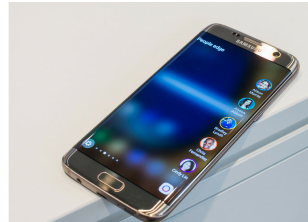Samsung galaxy S7 edge dore