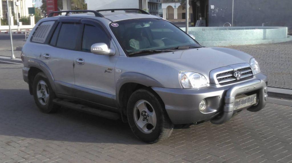 SantaFE 2004