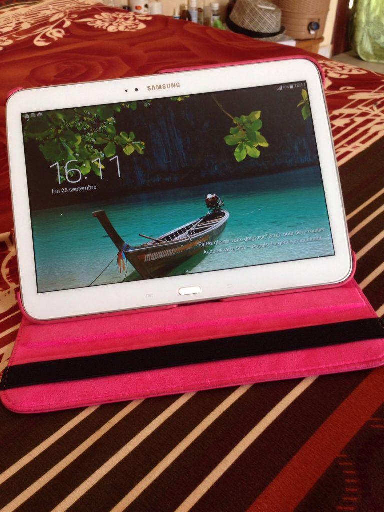 Tablette Samsung Galaxy tab3