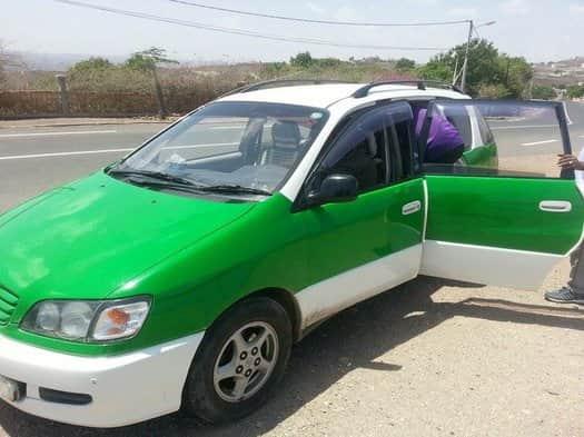 Taxi en Transport