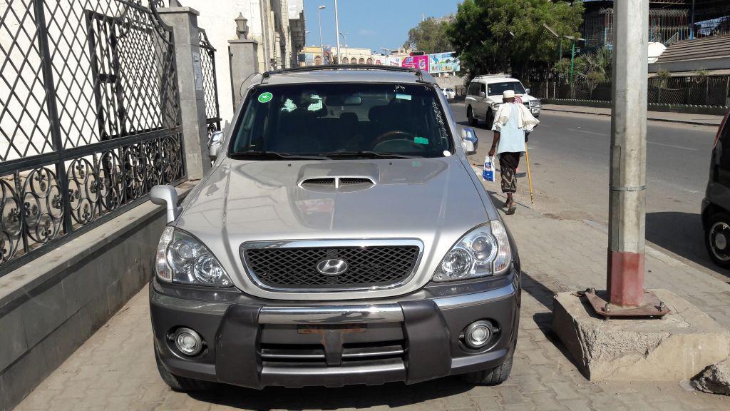 TERRACAN Hyundai